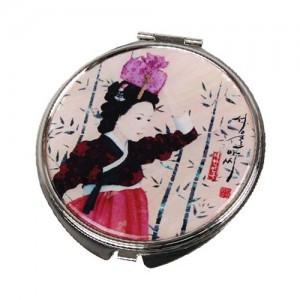 ポータブル手鏡(女王2)