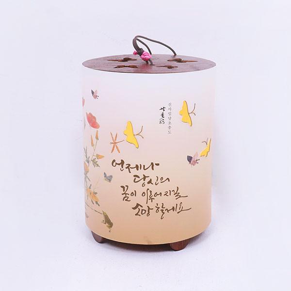 カラーリングペーパー照明(白樺)チョチュンド